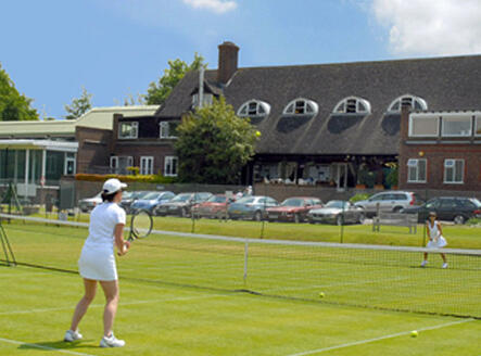 St George's Hill Lawn Tennis Club