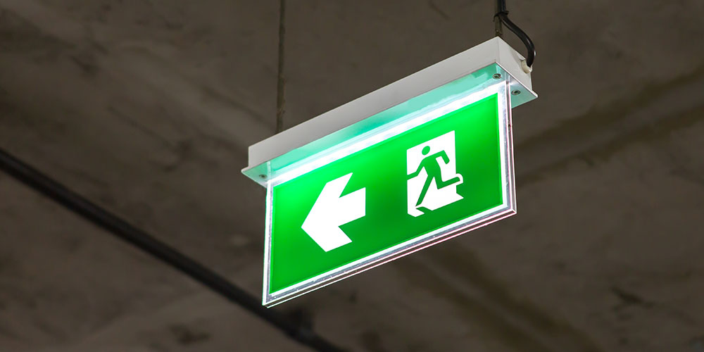 Emergency Lighting Installation Surrey