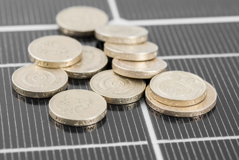 Money Saving Solar Panels